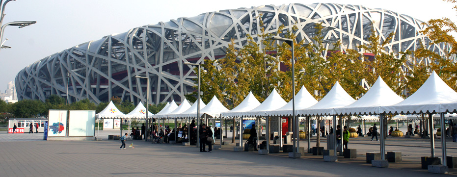 Olympisch stadion, The Bird Nest